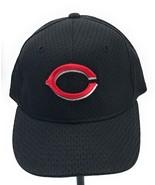 New Era 59 Fifty Men's MLB Cincinnati Reds Baseball Black Fitted Hat Cap... - $19.79