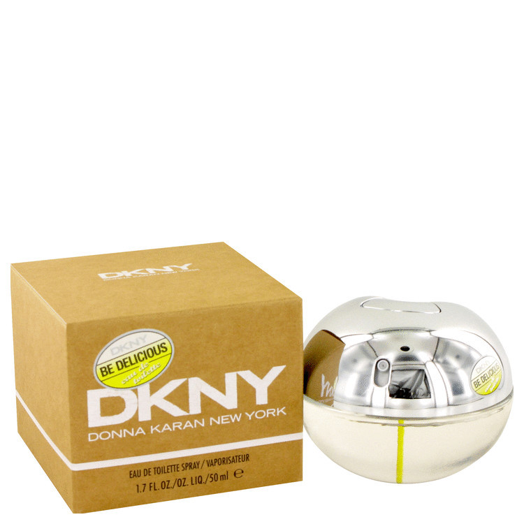 Donna karan be delicious perfume 1.7 oz edt