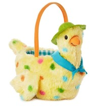 Hallmark - Momma Hen Plush Basket - Easter - $17.67