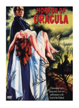 Horror of Dracula DVD Christopher Lee Hammer Horror Movie - $9.89