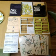 Panzer Leader Avalon Hill Bookcase Game Western Front 1944-45 Partly Unp... - $38.69