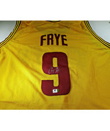 CHANNING FYRE / NBA CHAMPION / HAND SIGNED CLEVELAND CAVALIERS CUSTOM JE... - $98.95