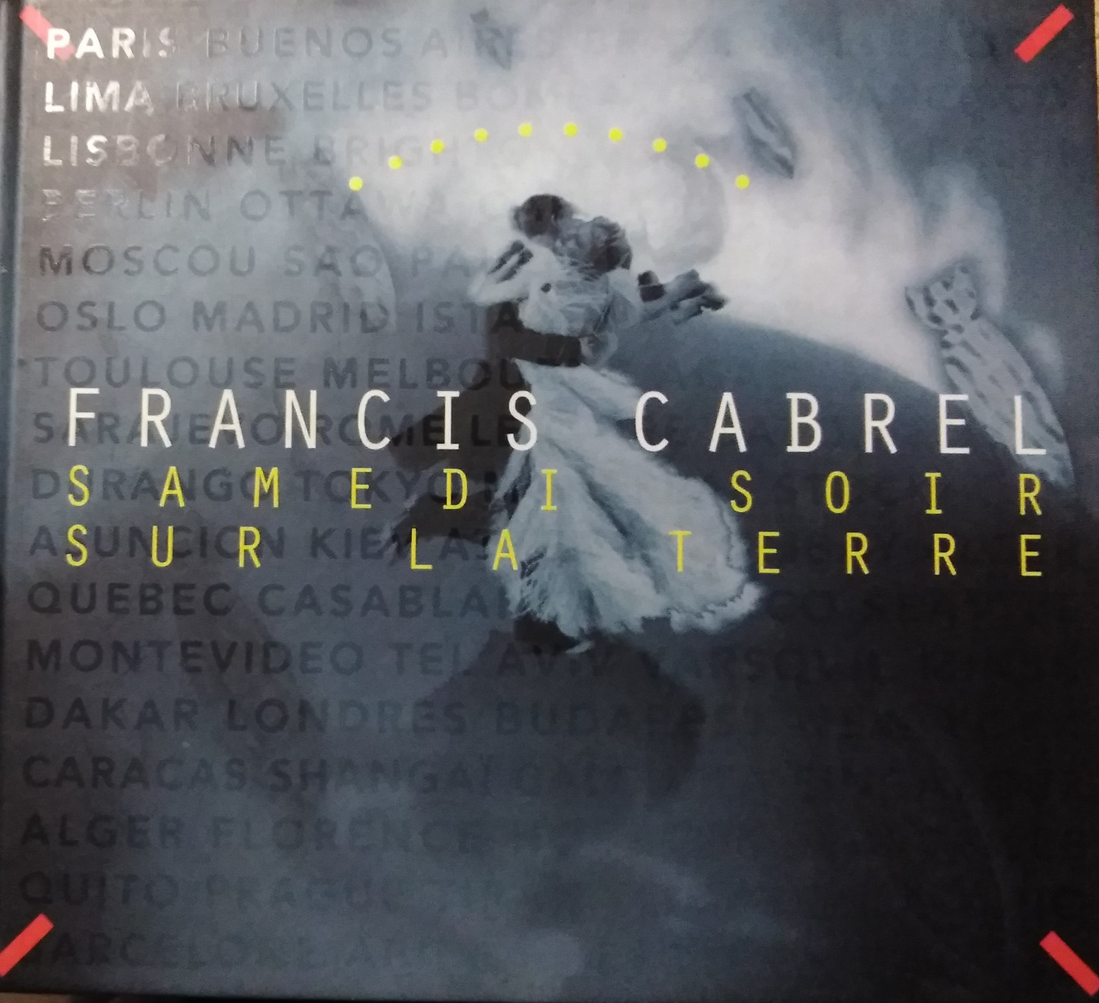 Primary image for Francis Cabrel CD