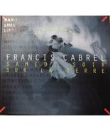 Francis Cabrel CD - $4.95