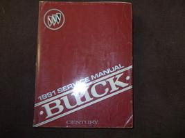 1991 GM Buick Century Service Réparation Atelier Workshop Manuel Usinage Oem - $19.79