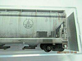 Micro-Trains Stock # 09444720  CSX/ex B&O 3- Bay Hopper CSX Family Series (N) image 6