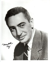 Macdonald Carey (d. 1994) Signed Autographed Vintage Glossy 8x10 Photo - $49.99