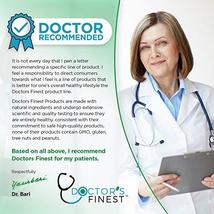 Doctors Finest Prenatal Multivitamin W/Folic Acid & Iron Gummies - Vegetarian, G image 3