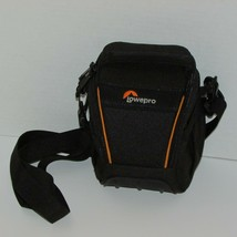 Lowepro Adventura Sh 100 Ii Black Shoulder Camera Bag Padded Excellent Condition - $14.99