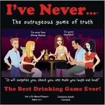 I've Never an Outrageous Game of Truth: Party Board Game - $14.85