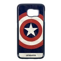 Avengers, Captain America Samsung Galaxy S6 EDGE PLUS case Customized Pr... - $12.86