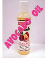 AFRICAN ANGEL NATURAL AVOCADO OIL HAIR, BODY OILS 4 FL OZ  - $3.99