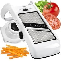 Adjustable Mandoline Slicer - Stainless Steel Vegetable Slicer & Mandoli... - €15,97 EUR