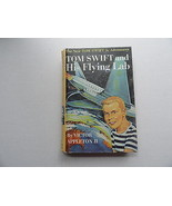 Tom Swift #1 And His Flying Lab        Book B - $7.99