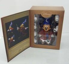Hot Toys Disney Sorcerer Mickey Disney Fantasia Hybrid Metal Figuration ... - $171.49