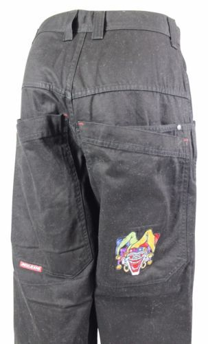 b6e75d5f Vtg 90s Jnco Denim J EAN S 32 Tag Loose Wide and 50 similar items