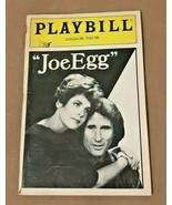 "BROADWAY OPENING NIGHT PLAYBILL- ""JOE EGG"" (MARCH  27 1985) - STOCKARD C... - $19.95"