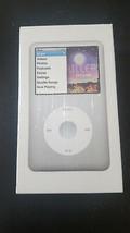 Silver Apple iPod Classic 7th Gen, 160GB, MC293LL/A (Worldwide Shipping) - $494.99