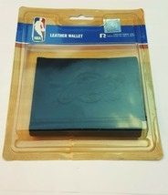 Cleveland Cavaliers Nba Black Leather TRI-FOLD Wallet Embossed Team Logo New - $13.89