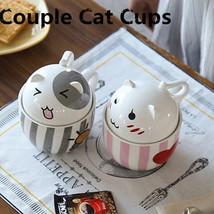 Smteapot Cartoon Ceramic Coffee Tea 350ml Cute Mug with Lid - $35.95