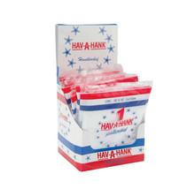 Hav A Hank Classic Cotton 24 One Pack White 16x16 Handkerchiefs With Box image 2