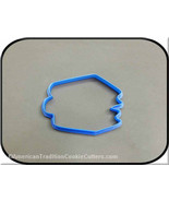 """4"""" Stack of Books 3D Printed Cookie Cutter #P8124 - $3.00"""