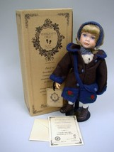 Boyds Danielle With Chilly, Friends Keep Us Warm #4828V MIB 2001 #321/750 - $20.75
