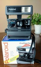 Polaroid One Step Close Up 600 Instant Film Camera Vintage - $21.51