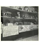 Vintage QSL Postcard  KLN 6919  Nelsonville, Ohio  Richard Hopstetter  -T- - $22.05