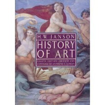 History of Art H. W Janson and Anthony F. Janson - $23.53