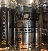 Cellucor  NO3 Chrome  Nitric Oxide Pump Amplifier  90 Caps with Arginine... - $27.10