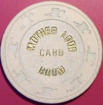 50¢ Vintage Casino Chip. Mother Lode, Merced, CA. 1958. V41. - $6.99