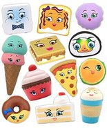 New Dimensions Emzo's Kawaii Squeezies Series 2 Food Novelty - $3.95
