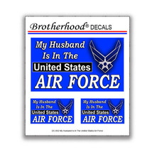 Pope Air Force Base NC Oval Shaped Car Decal 3 pc Decal Collection