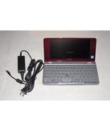 Sony Vaio VGN P50 P Series Lifestyle UMPC Intel Atom 1.33GHz 80GB 1GB SI... - $232.65