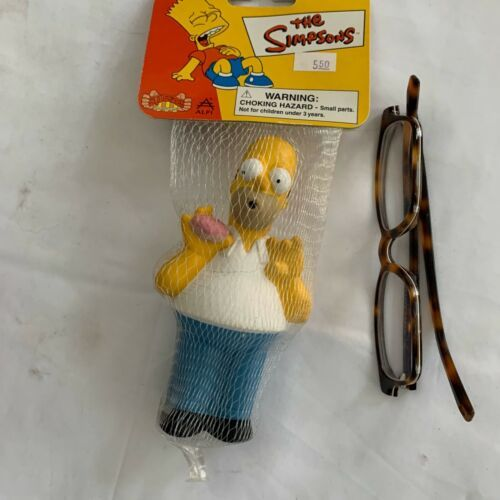 Primary image for The Simpsons Squeezies, Homer ~ *NEW* Sealed In Package NWT