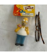 The Simpsons Squeezies, Homer ~ *NEW* Sealed In Package NWT - $14.24