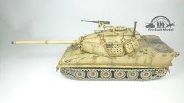 M8 Armored Gun System 1:35 Pro Built Model image 5