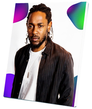 "Kendrick Lamar 12""x16"" (30cm/40cm) Canvas Print - $25.00"