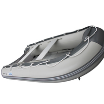 BRIS 9.8ft Inflatable Boat Yacht Tender Fish Raft Inflatable Dinghy WITH SEATBAG image 3