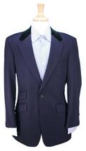 * RICHARD JAMES *Bespoke Made for TOMMY HILFIGER Navy Blue Equestrian Bl... - $525.00