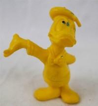 Vintage Walt Disney Donald Duck Vinyl Action Figure - $4.94