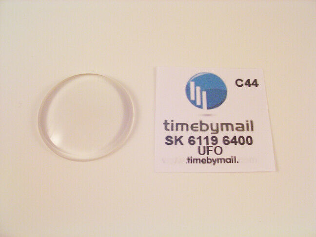 Primary image for For SEIKO 5 Sports 6106-6439 Watch Glass Lens Crystal 33mm UFO Spare Part C44