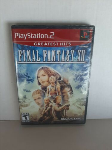 Primary image for Final Fantasy XII PS2 New Playstation 2