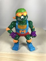 Skateboardin Mike Figure Only Teenage Mutant Ninja Turtles 1991 Michaela... - $9.89