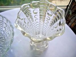 "Indiana Glass c1940 Mayflower Pattern 5"" Bud Vase - $18.99"