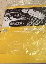 2014 Harley Davidson Trike Modelle Service Shop Reparatur Handbuch Ergänzung Neu - $188.09