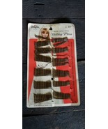 GAYLA # 478 BOBBY PIN CARD--Vintage. Set of 120 bobby pins. ( Only 111 L... - $14.84