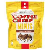Nestle Coffee Crisp Minis Chocolate Wafer 8 bags the Canadian Original - $89.99