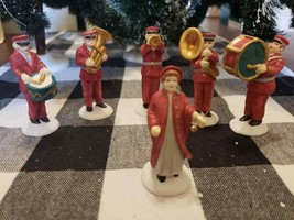 Dept 56 Heritage Village Collection - Salvation Army Band - $29.70